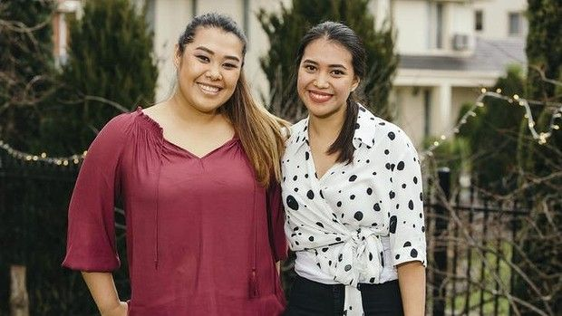 My Kitchen Rules winners Tasia and Gracia Seger reveal their surefire recipes.