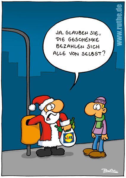 Weihnachten Lustig Comic