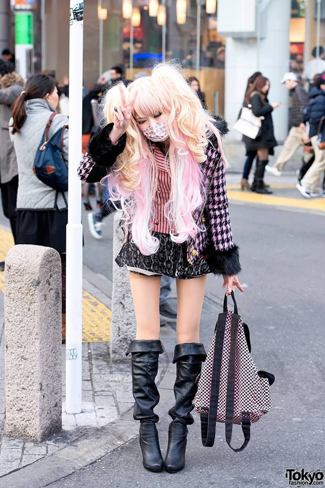 gyaru fashion style ... no personal info given | 15 January 2014 |