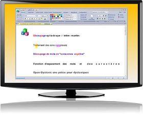 logiciel pour aider DYS en téléchargement (possibilité de dicter texte)
