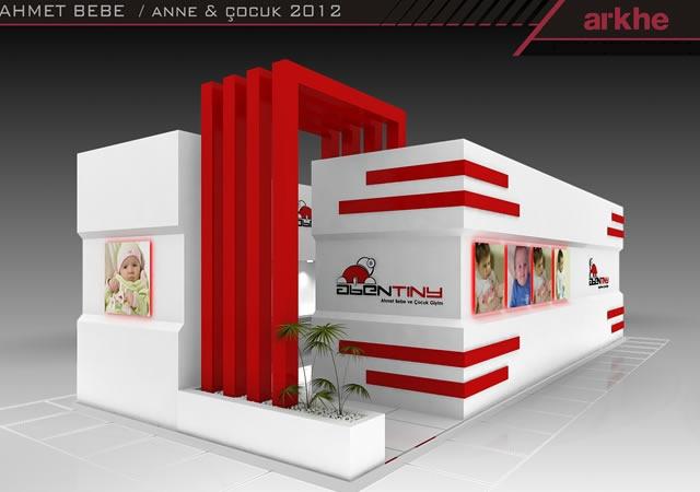 Pod Exhibition Stand Design : Ahmet bebe exclusive exhibition stand design fair