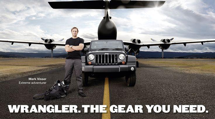 Wrangler. The Gear You Need