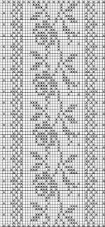 beaded wrist warmers pattern