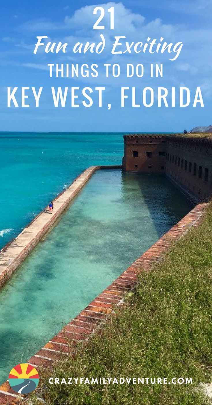 There are so many amazing things to do in Key West. From great restaurants to fun #beaches you will have a great time exploring #KeyWest #Florida. #KeyWestVacation #roadtrip