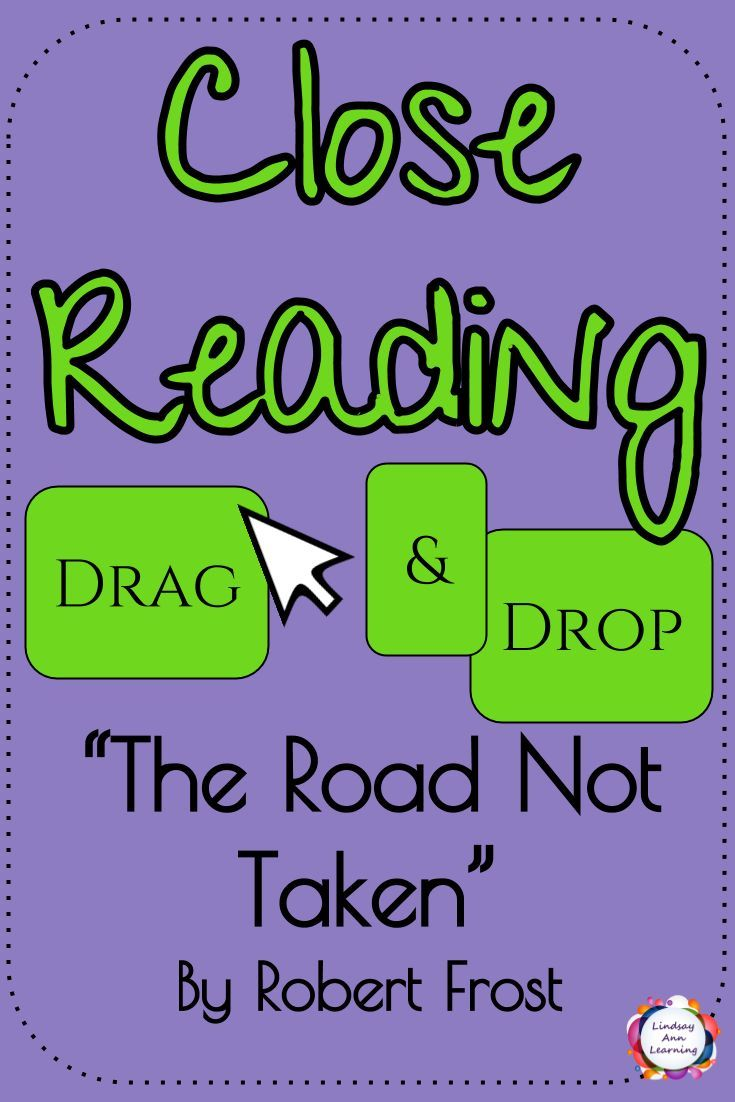 best images about english language arts the road not taken by robert frost close reading activity