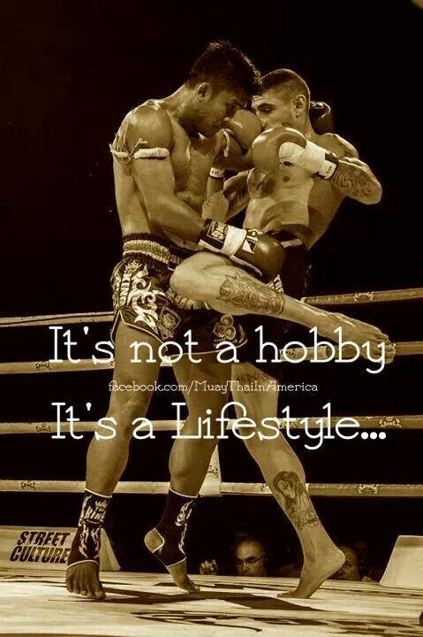 IT'S A LIFESTYLE...!