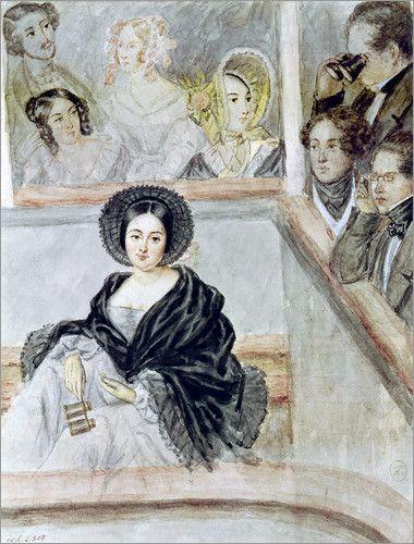 Loretka z saskiej porcelany
