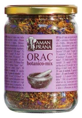Product review: ORAC Botanico Herb Mix