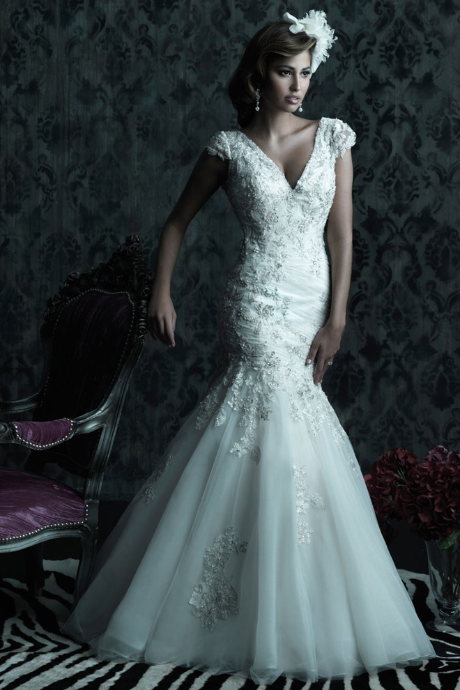 Allure Couture Fall 2012 My Dress Of The Week Wedding GownsBridal
