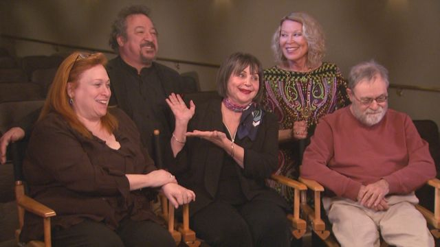 ET's Brooke Anderson caught up with the 'Laverne and Shirley' cast as they shared their memories (good and bad) working on the sitcom.