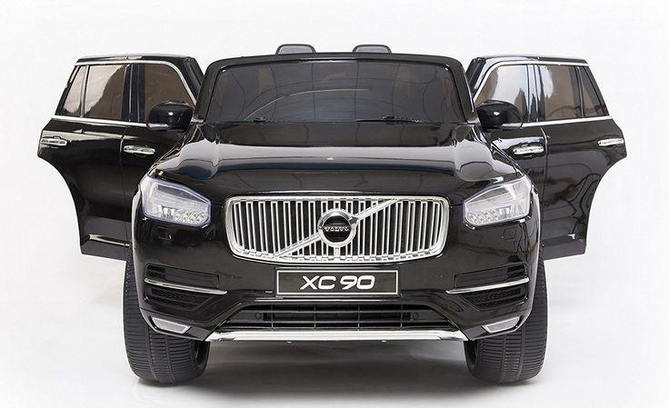 Elektro Kinderauto Volvo XC90 ❤ ✅ Kinderauto Elektrisch ✅ 2 Sitzer ✅ Kinder Elektroauto mit Fernbedienung ✅ Vergleich ✅ Produktdetails ✅ 45 Watt ✅ 6 Gänge