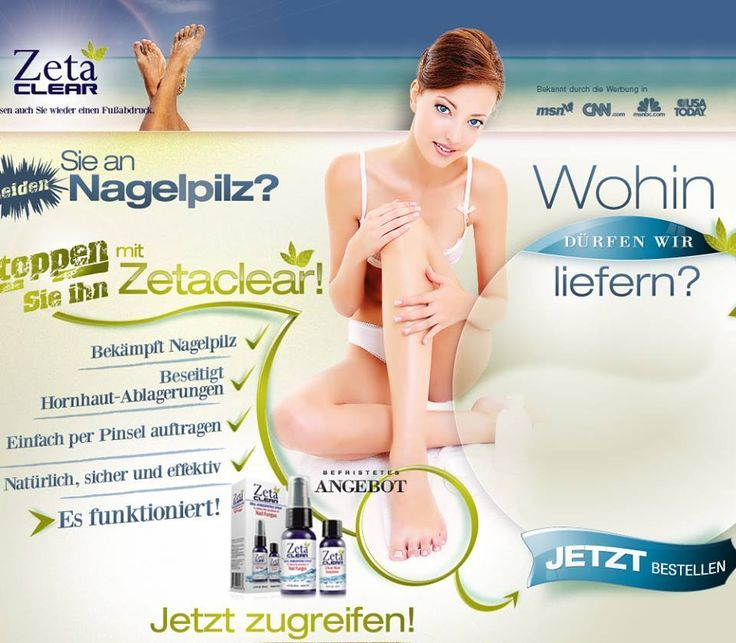 Nail Fungus Treatment(ZetaClear). Best Nail Treatment ever.