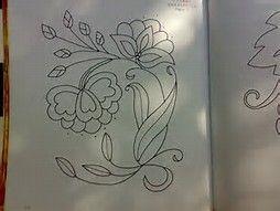 Resultado de imagen de diseños de bordados mexicanos antiguos