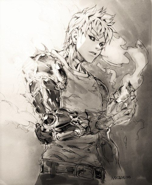 94 Best One Punch Man Images On Pinterest