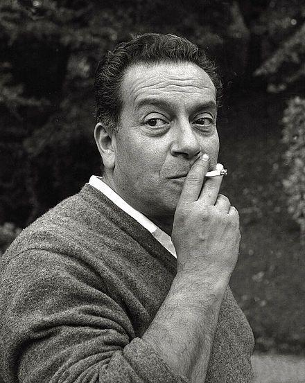 Renato Guttuso in 1960