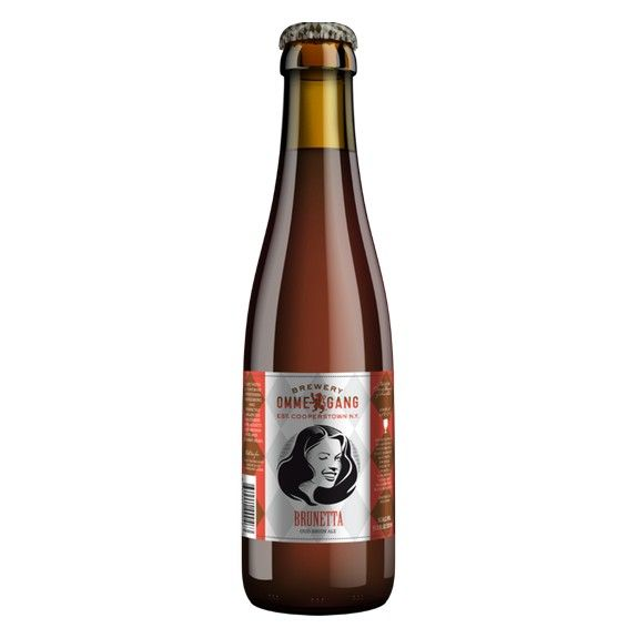 Ommegang Brunetta Oud Bruin launches at brewery on 5/6, elsewhere beg. this month
