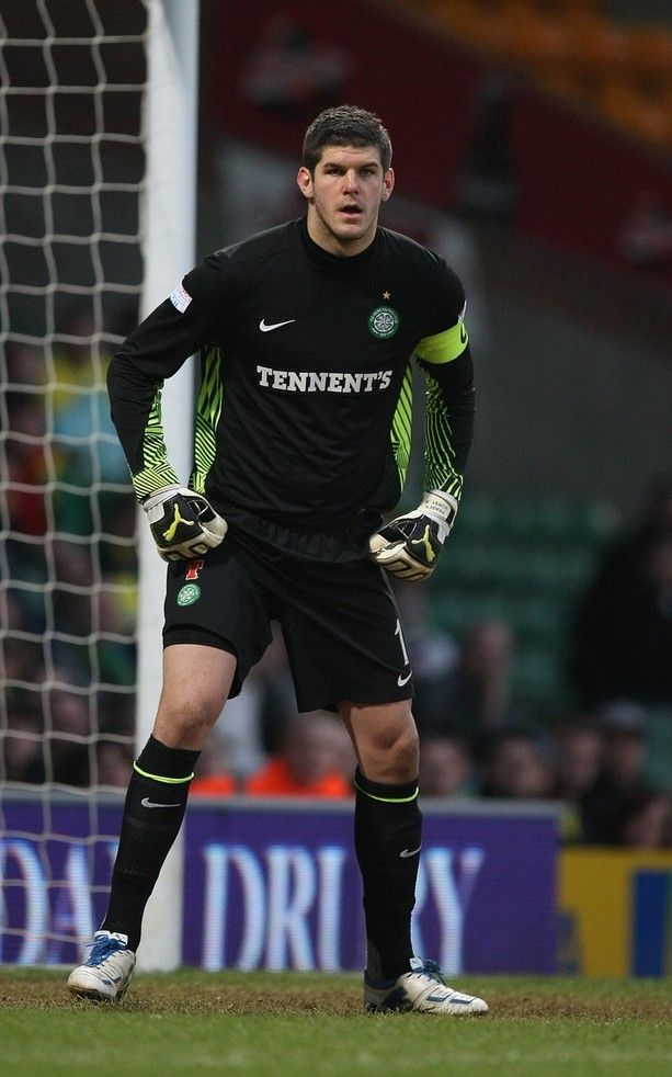Celtic: Celtic No.1 Fraser Forster: I was always coming back to Parkhead despite what happened with Rangers