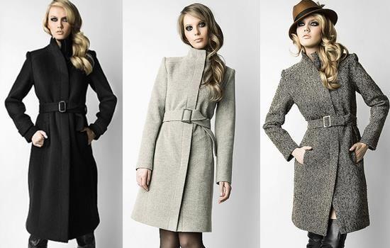 Модные осенние пальто для молодежи