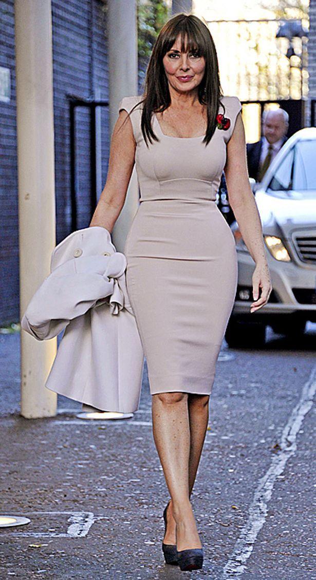 Carol Is Wearing A Victoria Beckham Dress Amp Christian