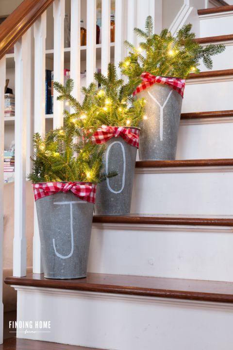 Take a few steps towards joy with these merry trinkets.