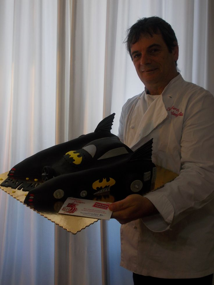 La Batmobile di Zucchero e vaniglia