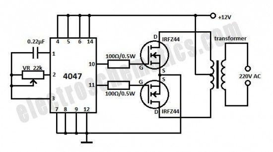 Op ons iets technischere blog Omvormer-Advies gaan we in op de werking van een 12 naar 230 volt omvormer. Conclusie is dat een eenvoudige omvormer vrij eenvoudig te maken is. Deze is prima geschikt om 230 volt gloeilampen en telefoonladers van stroom te voorzien, maar ook niet meer dan dat. Om een g...