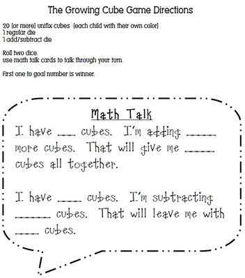 10+ images about Kindergarten--Math--Addition & Subtraction on ...