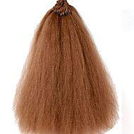 Kinky+Straight+Weave+18inch+Italian+Yaki+Straight+Hair+Weave+kanekalon+crochet+Straight+Extensions+for+Black+Women+Toyokalon+26+Strand+100g+gram+Hair+–+USD+$+10.00
