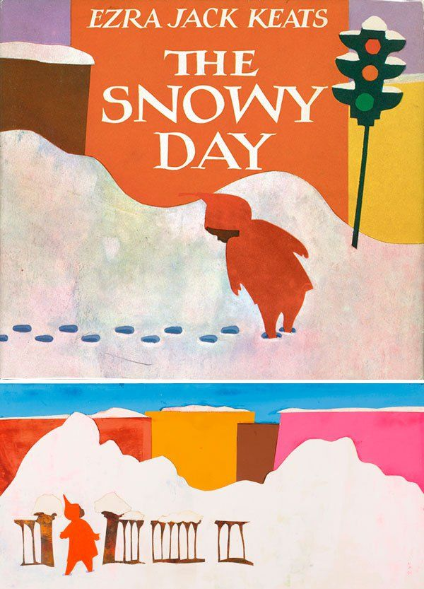 """The 20 Most Beautiful Children's Books of All Time  - I remember some of these!  I'd forgotten, """"The Snowy Day"""" until I saw this webpage. I loved those illustrations."""