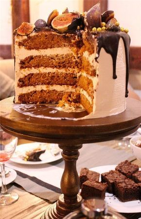 Да да да... Меня опять долго нет... И нет мне оправдания... Но зато есть CARROT CAKE!!! Который я уже давным давно мечтала испечь, а вот и случай предоставился... Моему папе -…