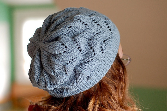 So You Think You Can Hat ~ free pattern