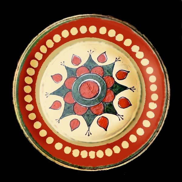 Romania Pottery:Banat, Crisana, Oas, Maramures, Salaj, Cluj
