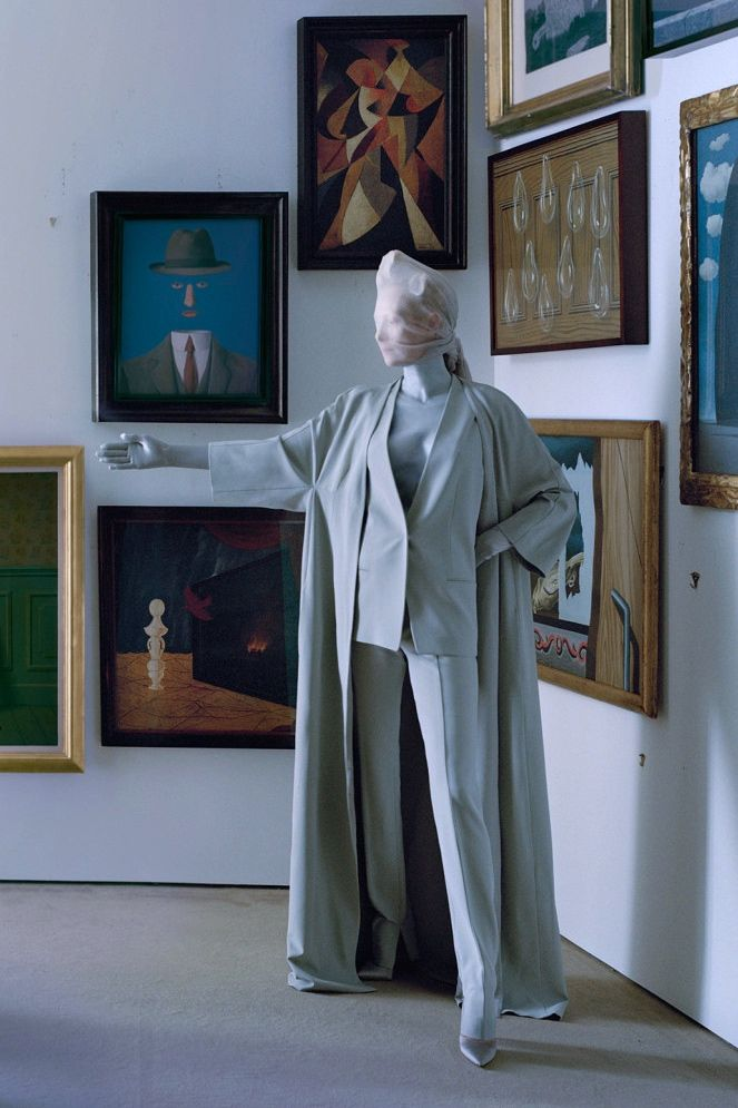 Tilda Swinton photographed by Tim Walker for W Magazine, December 2014