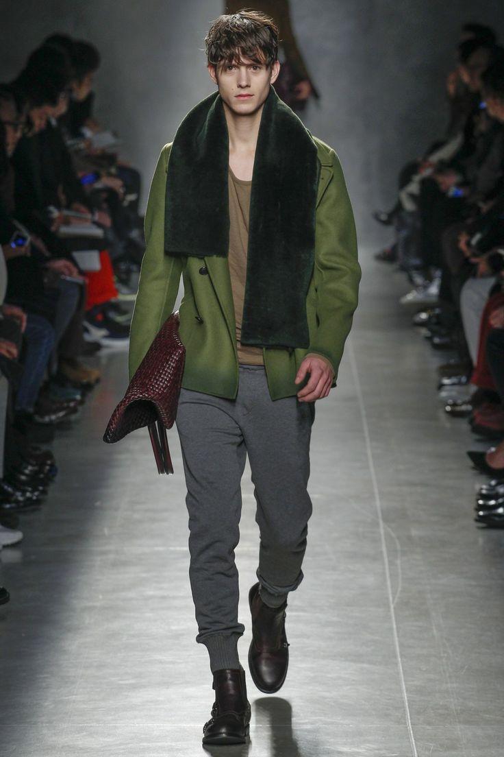 Bottega Veneta menswear collection, autumn/winter 2014
