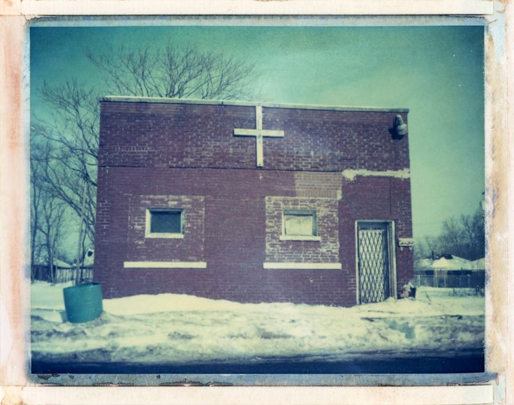 https://flic.kr/p/r7CvBF | Gary, IN | Polaroid 190, Type 669