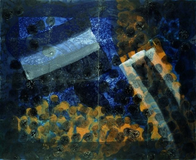 Howard Hodgkin   Venice, Evening (1996)   Available for Sale   Artsy