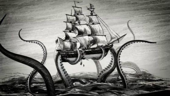 Kraken...