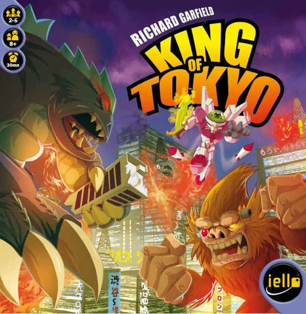 1. King of Tokyo | The 10 Greatest Board Games You Haven't Played This Year