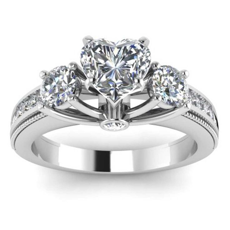 195 best Wedding Rings images on Pinterest  Dream wedding Engagement rings and Engagements