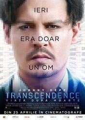 Ieri era doar un om. Astăzi, Johnny Depp este cine vrea el. E pirat, e bărbatul care plânge, e experiment, e Pălărierul Nebun, e Willy Wonka, e scriitor, criminal și chiar Don Juan. E cine vrea el, vă spun.   Despre Transcendence am scris aici: http://aliasgreen.aboutblank.ro/2014/05/10/transcendence-viata-dupa-moarte/
