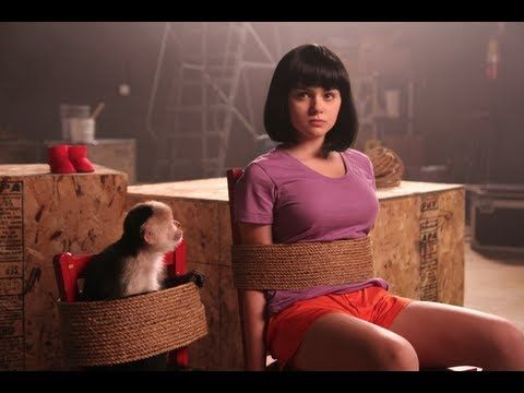 Dora the Explorer Movie Trailer. This is hilarious! I have seen it on YouTube but I didn't know it was on Pinterest!!!!!!!!!!!!!!!