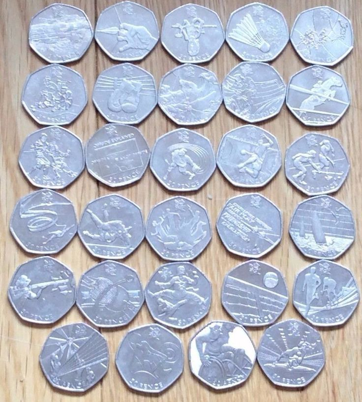 London 2012 #olympic 50p #select individual coins. football, judo, #triathlon,  View more on the LINK: 	http://www.zeppy.io/product/gb/2/331942224125/