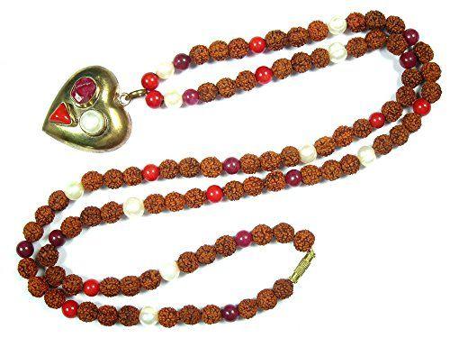 Yoga Gift- Meditation Mala Rudraksha Beads Zodiac Pendant Hindu Prayer Rosary Mogul Interior http://www.amazon.com/dp/B00R40487A/ref=cm_sw_r_pi_dp_I7djvb1B21K1Z