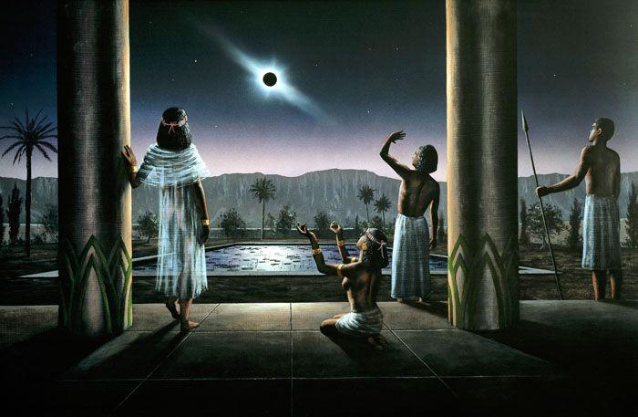 Az ókori világ időszámítását is megváltoztathatja a legrégebbi feljegyzett napfogyatkozás felfedezése