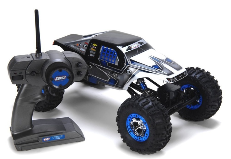 Losi Night Crawler Review