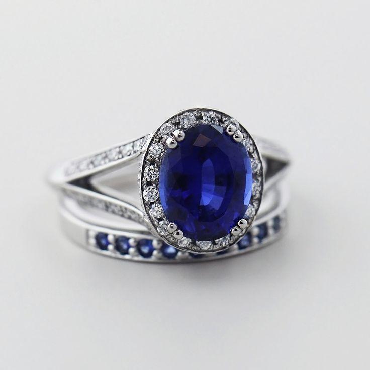 137 Best Gemstone Engagement Rings Images On Pinterest