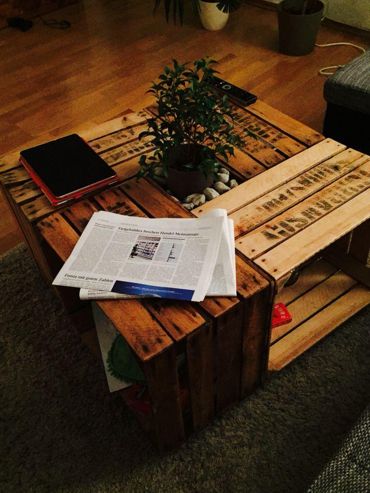 De 20+ bästa idéerna om Couchtisch auf rollen på Pinterest - wohnzimmertisch mit rollen