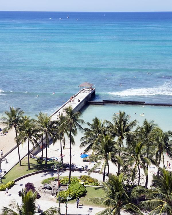 Park Shore Waikiki Hawaii Hotel Review #BabyMoon