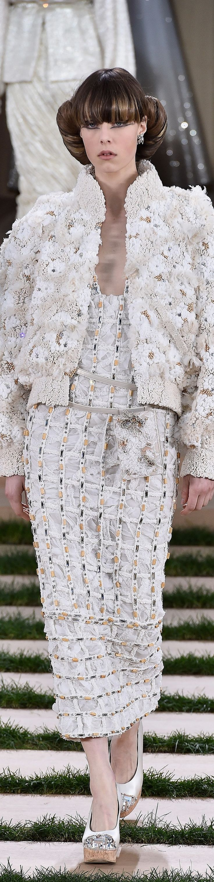 Chanel Couture Spring 2016                                                                                                                                                                                 More