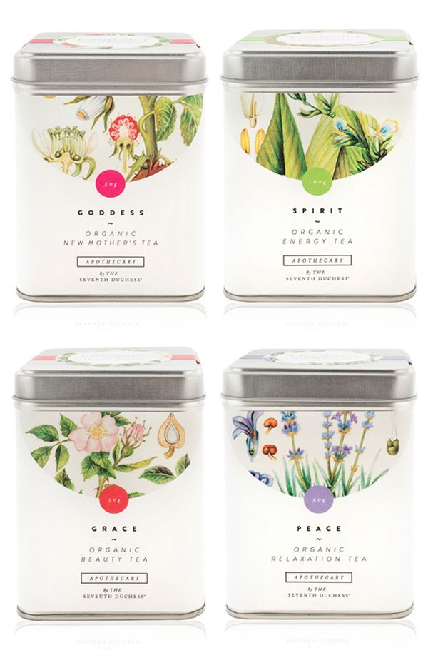 Tea Packaging: